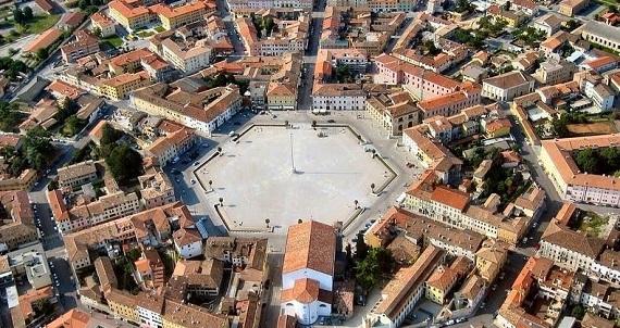 Udine en la Región de Friuli Venezia Giulia