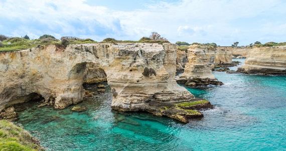Lecce en la Región de Puglia