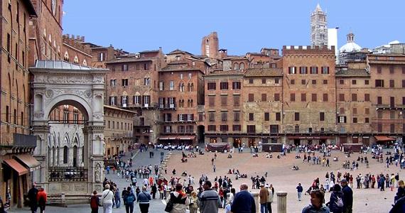 Grosseto en la Región de Toscana