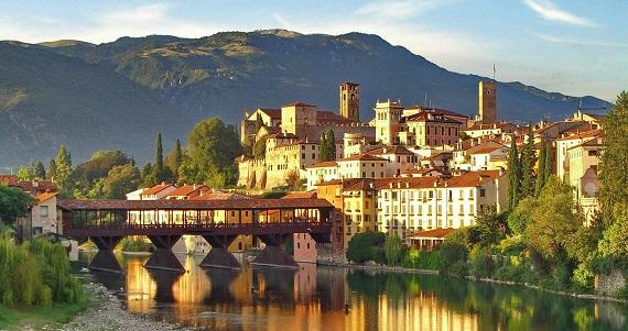 Vicenza en la Región de Veneto