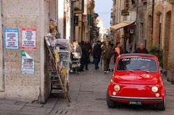 Disfruta recorriendo toda Italia en coche