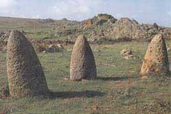 Macomer en la provincia de Nuoro en Cerdeña