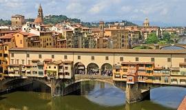 Tour que pasa por Florencia