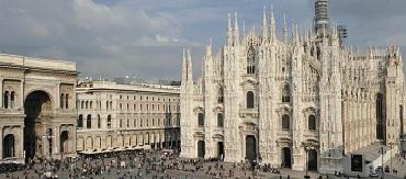 Tour que pasa por Milán