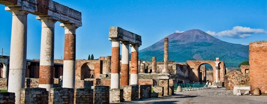 Ruinas De Pompeya Mapa.Pompeya Ruinas De La Ciudad Sepultada Por La Erupcion Del Vesubio