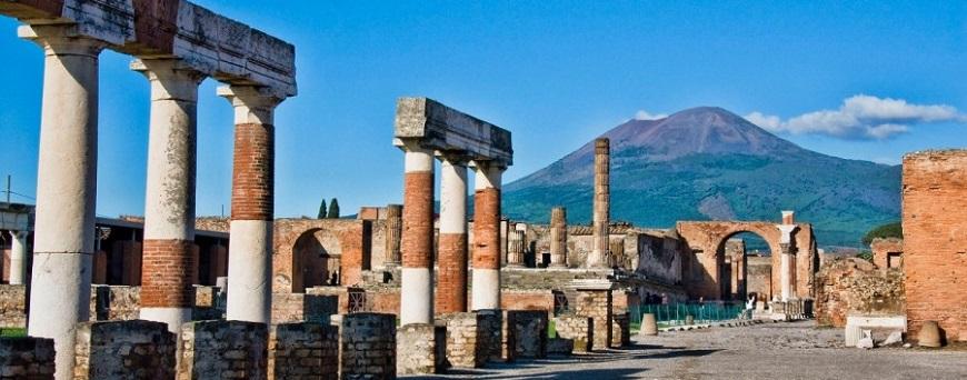 Tour que pasa por la Pompeya