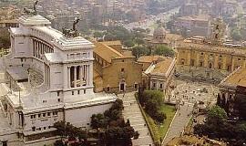 Tour que pasa por Roma