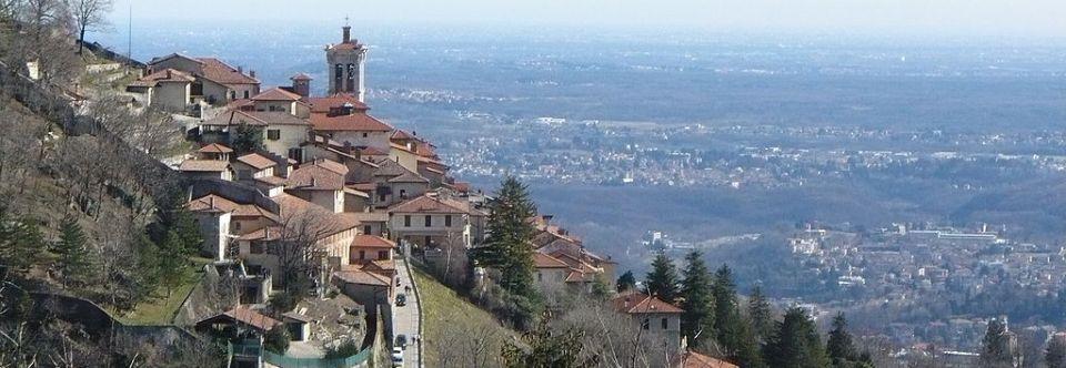 Varese en la Región de Lombardia