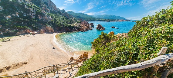 Sud Sardegna en la Región de Cerdeña