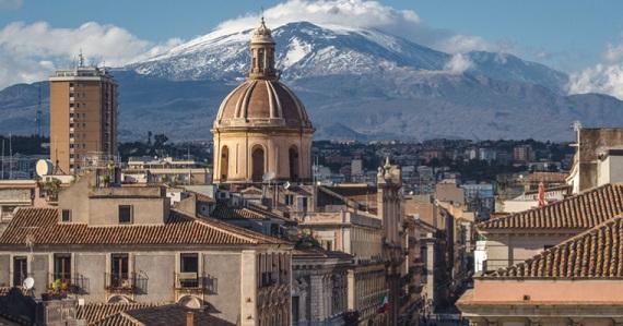 Tour por Catania