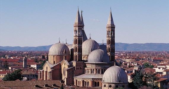 Tour que pasa por Padua