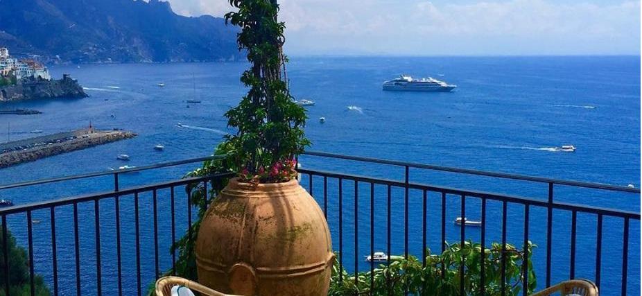 Amalfi, en la Costa Amalfitana