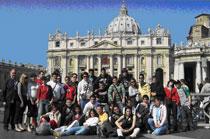 Viaje de estudios a Italia