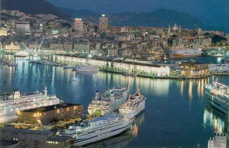 Golfo de Genova (Liguria)