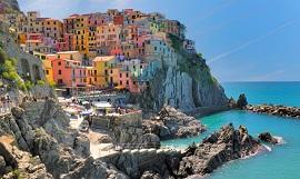 Cinque Terre Liguria en Italia