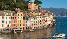 Portofino Liguria en Italia