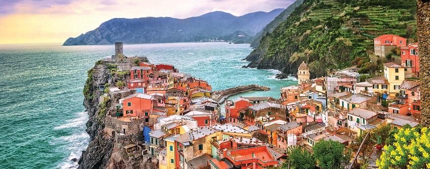 Region de Liguria