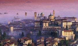 Bergamo en Lombardia
