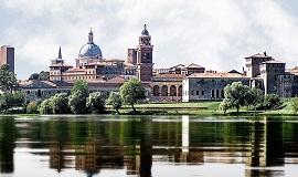 Mantova en Lombardia