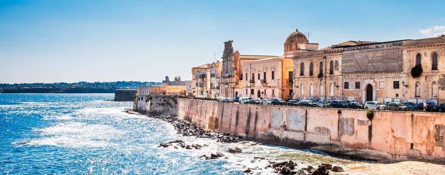 Sicilia, región en el sur de Italia, localizacion, Donde se encuentra y  situacion, informacion en español