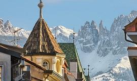 Bolzano en el Trentino Alto Adige
