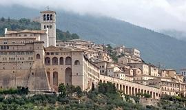 Asis en Umbria
