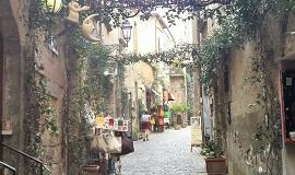 Orvieto en Umbria