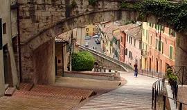 Perugia en Umbria