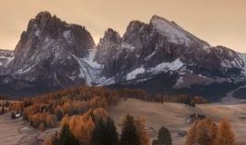 Dolomitas en el Veneto