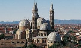 Padua en el Veneto