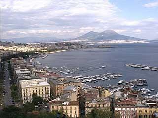 Bahia de Napoles (Campania)