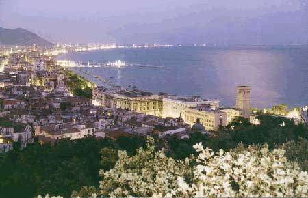 Bahia de Salerno (Campania)