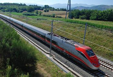Tours en tren por Italia en español