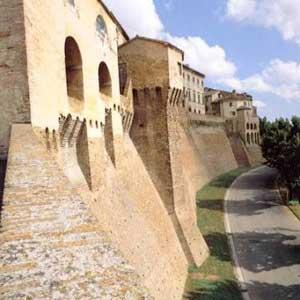 Tour por Jesi, Ancona