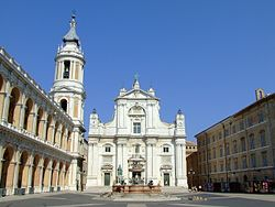 Tour por Loreto, Ancona