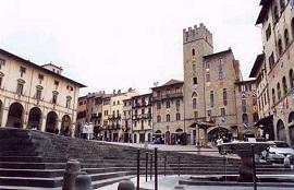 Castiglion Fibocchi en el Valdarno, provincia de Arezzo