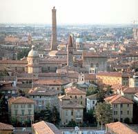 Bolonia in Emilia Romaña