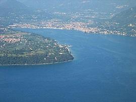 Saló en el Lago di garda, Lombardia - Italia