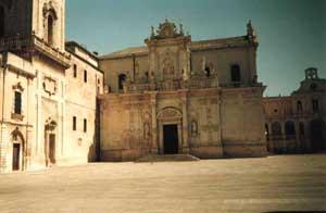 Tour por Lecce