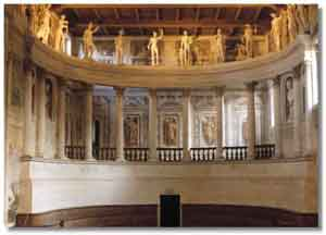 Sabbioneta en Mantova