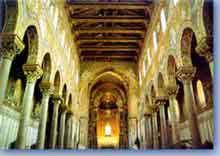 Tour que pasa por Monreale en Sicilia