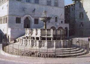 Tour que pasa por Perugia en Umbria