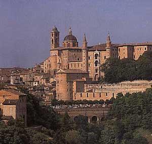 Tour por Urbino