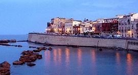 Tour que pasa por Siracusa en Sicilia