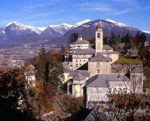 Domodossola en Piamonte