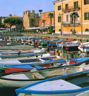 Bardolino en el Veneto